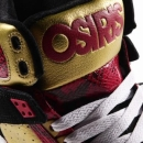 Обувь Osiris Nyc 83 Red/Black/Gold 2010 г инфо 9382r.